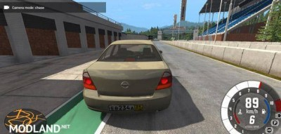 Nissan Almera Classic Car Mod [0.5.6], 3 photo